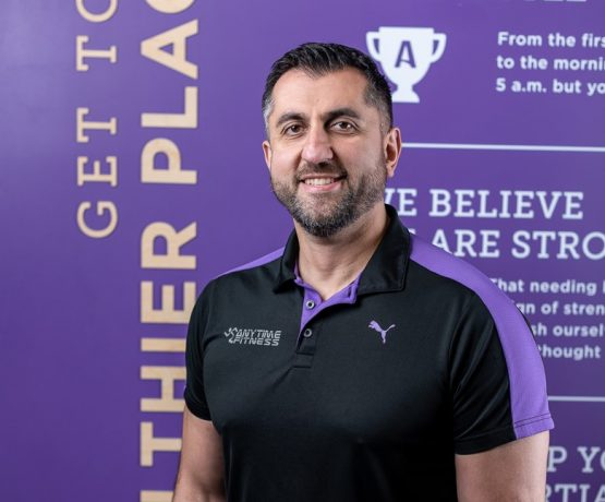 Maz Alinejad fitness coach