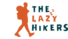 The Lazy Hikers logo